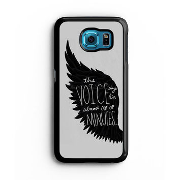 Supernatural Castiel Samsung S6 s5 s4 S3 Case, Note 3 4 5 Case, iPhone 6s 5s 5c 4s Cases, iPod case, HTC case, Xperia Z3 case, LG G3 Nexus case, iPad cases