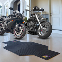 LSU Tigers NCAA Motorcycle Mat (82.5in L x 42in W)
