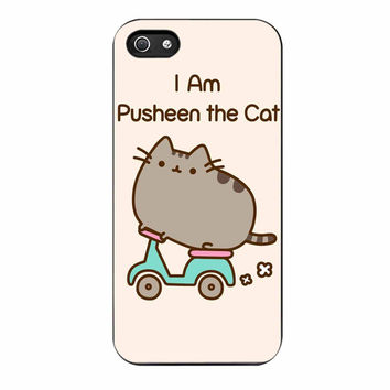 I M Pusheen The Cat iPhone 5/5s Case