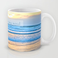 It Is Well With My Soul Mug by Shawn Terry King