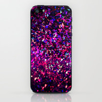 fascination in purple iPhone & iPod Skin by Sylvia Cook Photography   Society6