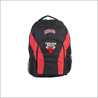 """Bulls OFFICIAL National Basketball Association, """"""""Draft Day"""""""" 18""""""""H x 10"""""""" (12"""""""" Back) Backpack  by The Northwest Company"""