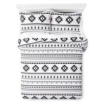 Printed Comforter (Full/Queen) Black&White - Xhilaration™ : Target