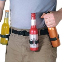 Beer Belt Drinks Holder