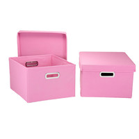 Household Essentials Nested Boxes With Lids