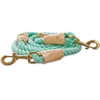 Bond & Co. Turquoise & Buff Rope Leash | Petco Store