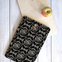 Lisa Argyropoulos Victorian Romance Noir Cutting Board Rectangle