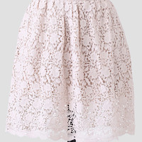 Maggie Mae Lace Skirt