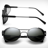 Han Green Outdoor Sunglasses