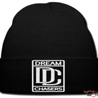 DREAM CHEASER beanie knit hat