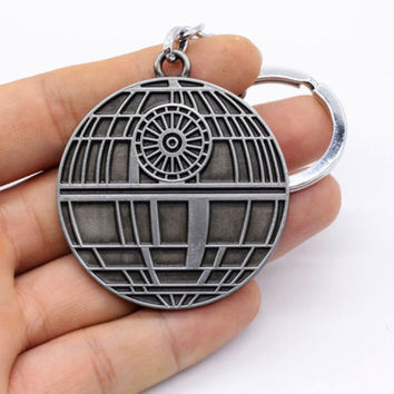 Star Wars Death Star Keyring