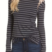 Bailey 44 Rowboat Cutout Top | Nordstrom