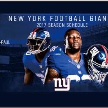 NEW 3X5 FT NEW YORK NY GIANTS COUNTRY OFFICALLY LICENSED FREMONT DIE NFL FLAG, 03