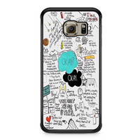 The Fault In Our Stars Samsung Galaxy S6 Edge case