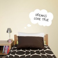 Thought Bubble Decal - Decals - Wall