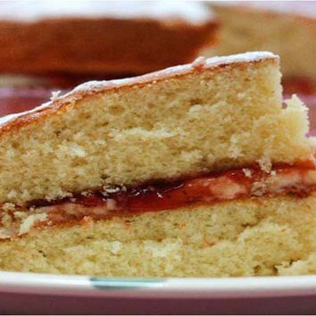 Recipes - Victoria Sponge Cake