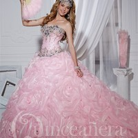 Quinceanera Collection 26732 by House of Wu | Quinceanera Dresses | Quince Dresses | Dama Dresses | GownGarden.com