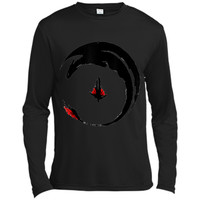 ++hiccup-and-toothless-how-to-train-your-dragon-- Long Sleeve Moisture Absorbing Shirt