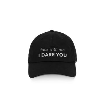 Hat- F with Me