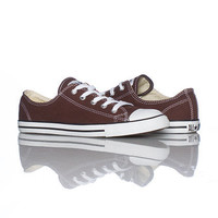 CONVERSE Sneakers Brown ALL STAR DAINTY SNEAKER - Sneakers and Shoes - Man Alive