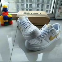"""Nike"" Fashion All-match Unisex Sneakers Couple Running Shoes"