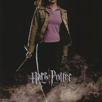 Harry Potter and the Goblet of Fire 11x17 Movie Poster (2005)