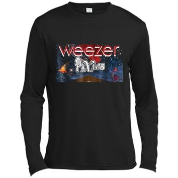 Weezer-announces-The-Black-2019-tour-with-Pixies- Long Sleeve Moisture Absorbing Shirt