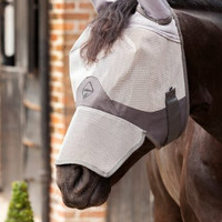 LeMieux Comfort Fly Mask (Ears and Nose)