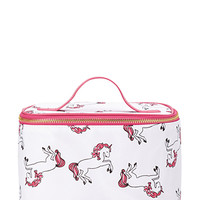 Unicorn Travel Cosmetic Case