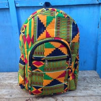 Tradefair Ankara Backpack/ Bookbag/ Rucksack