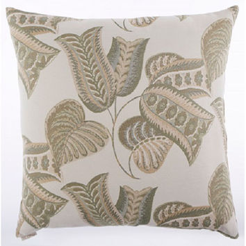Canaan Company 2128 Expression Damask 24 x 24 Pillow