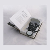 Sherlock Holmes - secret storage hollow book safe for Mystery fans