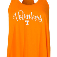 NCAA- Tennessee Volunteers Lamp Shade Tank