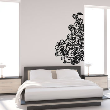 Vinyl Wall Decal Sticker Tangled Vines #OS_AA1222