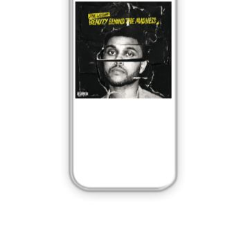 beauty behind the madness the weeknd - iPhone 5&5s Case