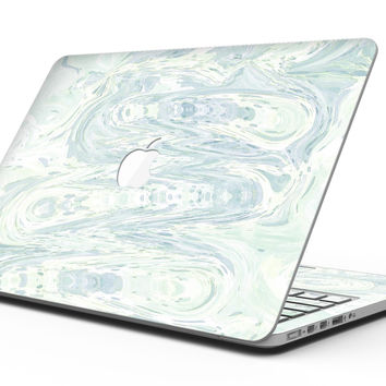 Slate Marble Surface V31 - MacBook Pro with Retina Display Full-Coverage Skin Kit