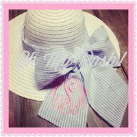 Monogram Floppy Hat