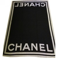 Wool textiles CHANEL