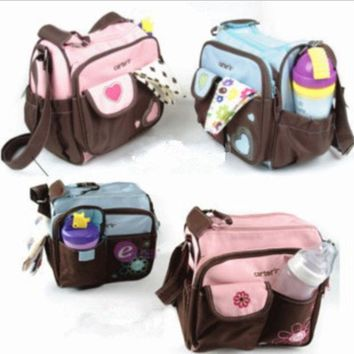 DCCKIX3 fashion multifunctional package baby diaper bags nappies mummy bag maternity handbag shoulder bag tote messenger bags = 1946455428