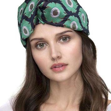 Master of Mornings Turban Headband
