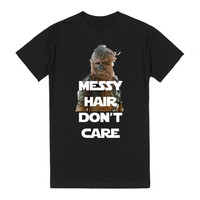 Messy Hair Don't Care Chewbacca