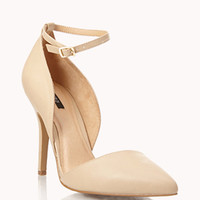 City-Chic D'Orsay Stilettos