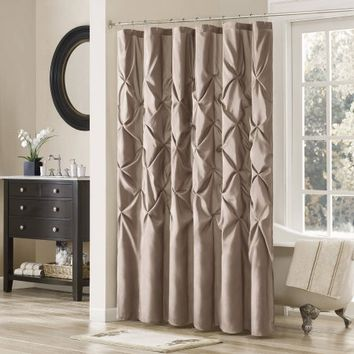 Home Essence Piedmont Polyester Shower Curtain - Walmart.com