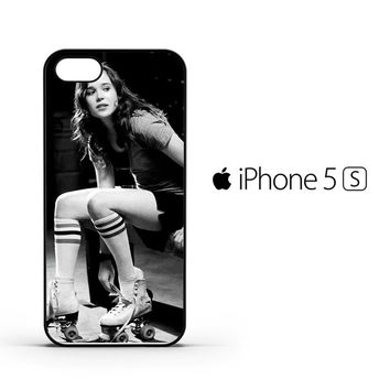 ELLEN PAGE WHIP IT F0420 iPhone 5 | 5S Case