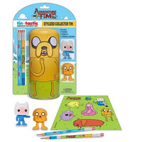 ADVENTURE TIME JAKE TIN PENCIL SET