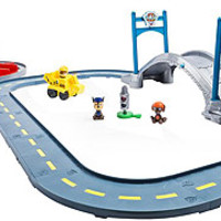 Paw Patrol Launch 'N' Roll Lookout Tower Track Set