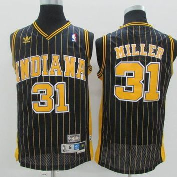 Nba Indiana Pacers #31 Reggie Miller Swingman Jersey | Best Deal Online