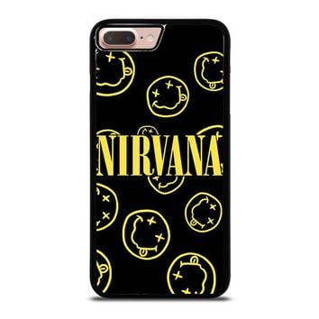 NIRVANA SMILEY COLLAGE iPhone 8 Plus Case Cover