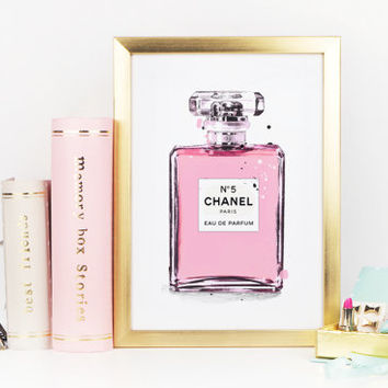 shop chanel perfume bottle on wanelo