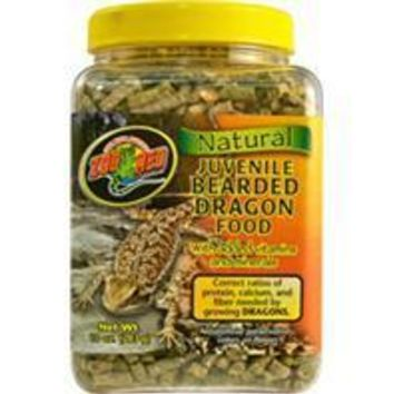 Zoo Med Laboratories Inc - Natural Juvenile Bearded Dragon Food